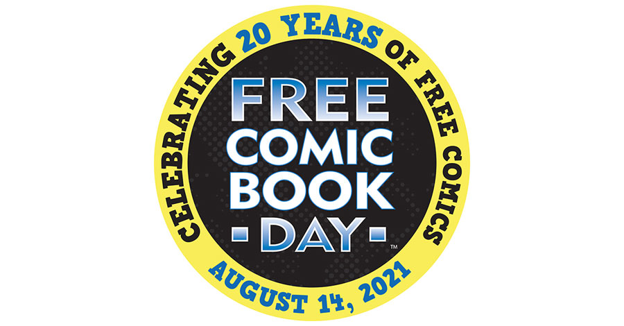 Diamond announces date for Free Comic Book Day 2021