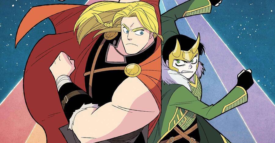 Marvel announces 'Thor & Loki: Double Trouble'