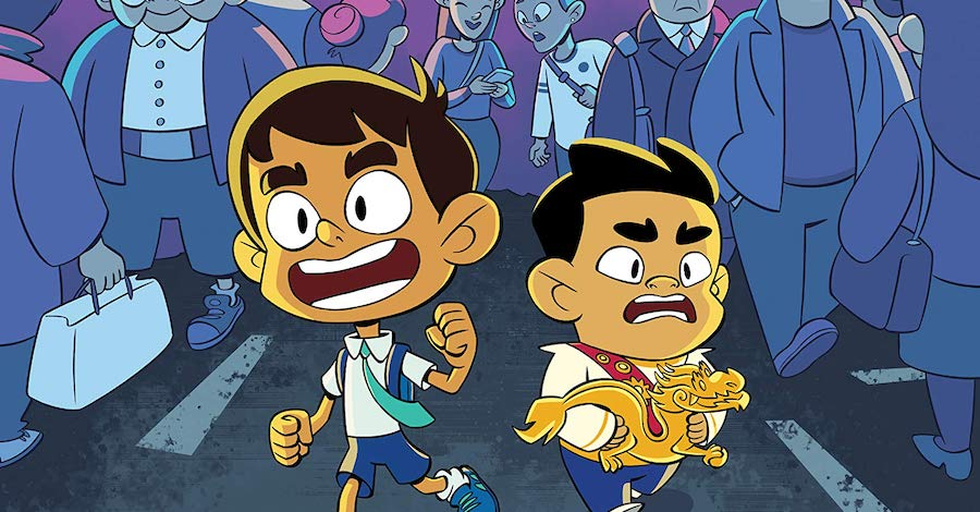 Smash Pages Q&A: Ryan Estrada and Kim Hyun-Sook