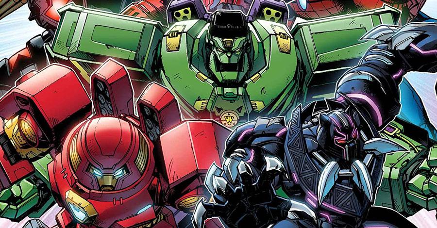 Can't Wait for Comics | Drunk mermaids and mech-suit Avengers