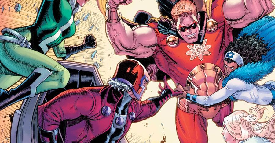 Marvel announces five 'Heroes Reborn' one-shots