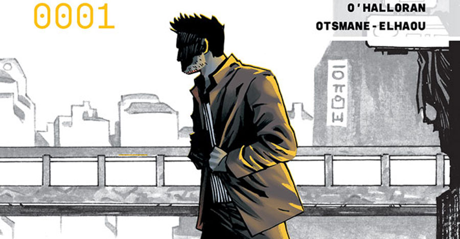 Shalvey, McConville + Palmer plot a time-travel caper in 'Time Before Time'