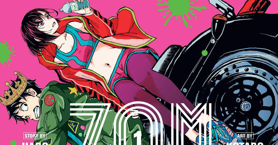 What Are You Reading? | 'Zom 100,' 'Uncanny X-Men' and more
