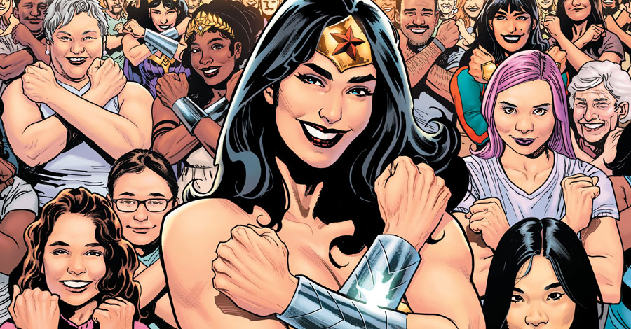Mail Call | DC celebrates 80 years of Wonder Woman, Green Arrow this year