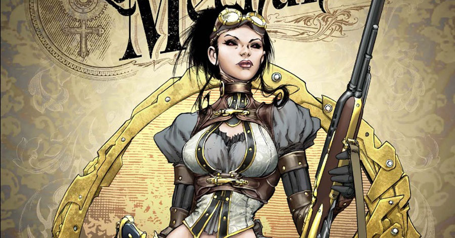Joe Benitez's 'Lady Mechanika' moves to Image
