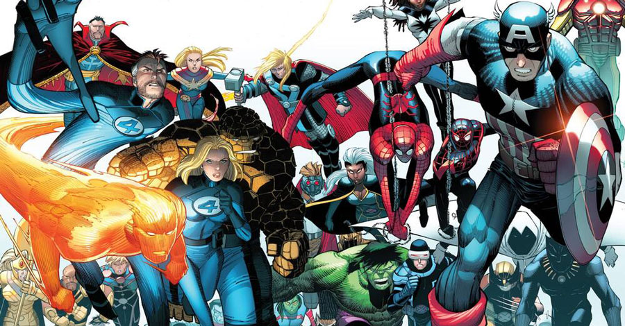 John Romita Jr. returns to Marvel later this year