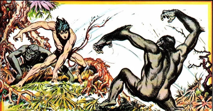 Comics Lowdown | Tarzan swings to the web