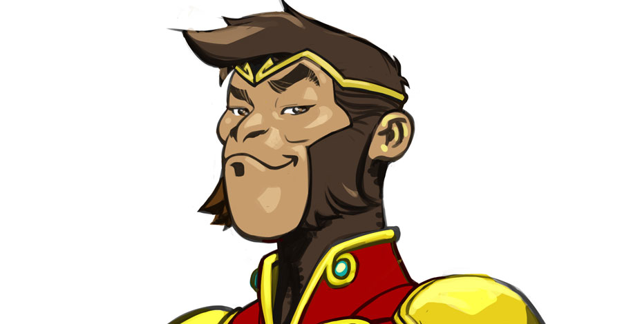 DC will introduce Monkey Prince in 'DC Festival of Heroes'