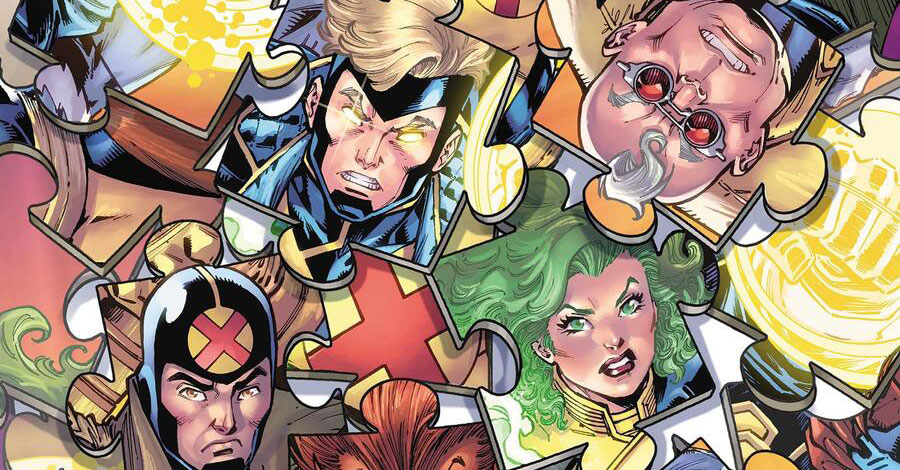 Peter David writes a new X-Factor story for 'X-Men Legends'