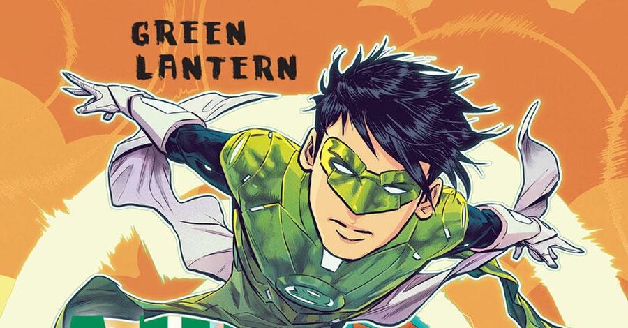 Mail Call | Green Lantern Tai Pham returns in a new graphic novel next year