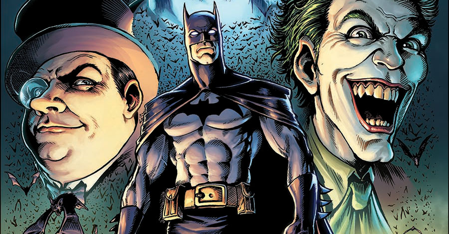 What Are You Reading? | 'Legends of the Dark Knight' offers an 'uncomplicated, undemanding set of Batman tales'