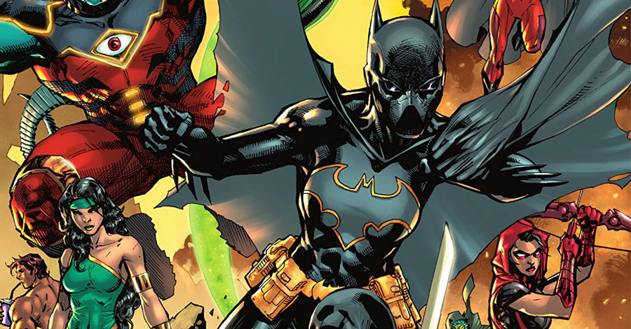 Can't Wait for Comics | Return to Future State Gotham; X-Corp opens for business; Lee Lei's 'Stone Fruit' debuts