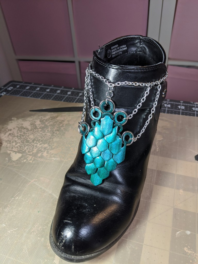 ScailleMaille boot