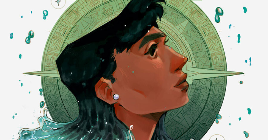 Green Lantern Jessica Cruz breaks out into her own young adult OGN