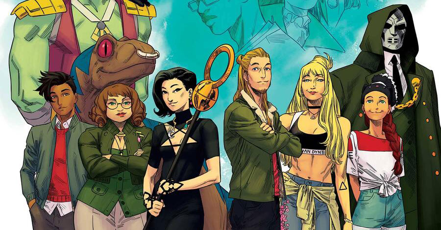 'Runaways' celebrates 100 issues in August