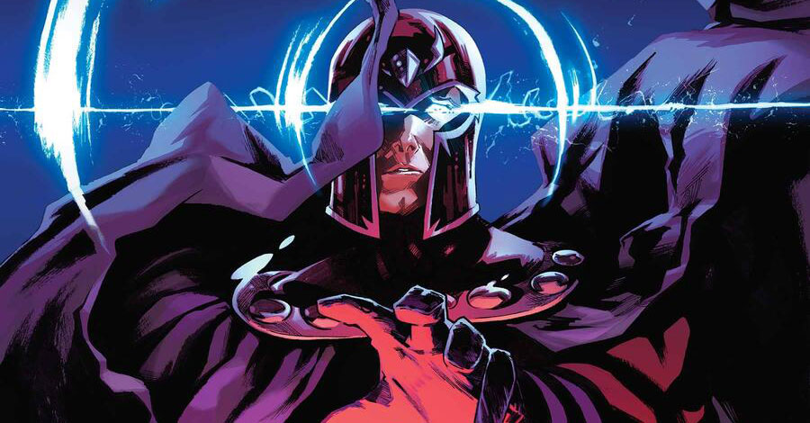 Marvel announces 'The Trial of Magneto' for August