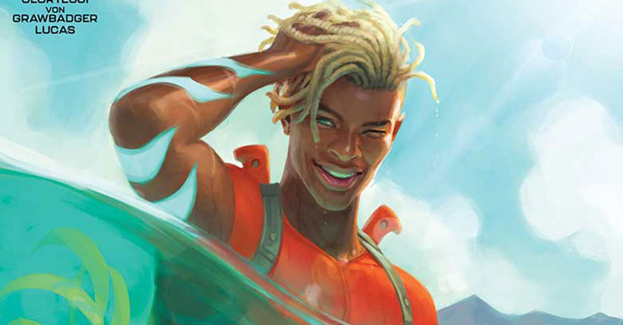 Jackson Hyde will take center stage in 'Aquaman: The Becoming'