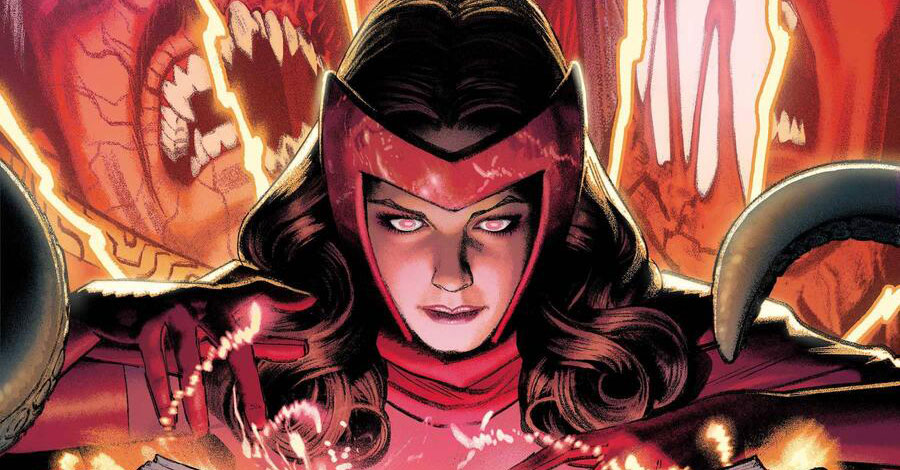 Marvel's 'Darkhold' event returns to the schedule in September