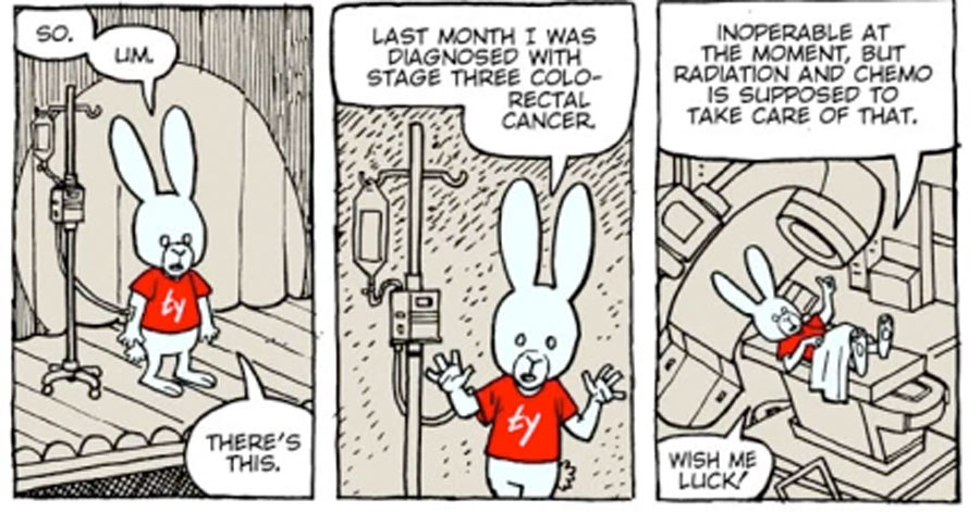 Sunday Comics | Ty Templeton, pandemic dogs and Eisner noms