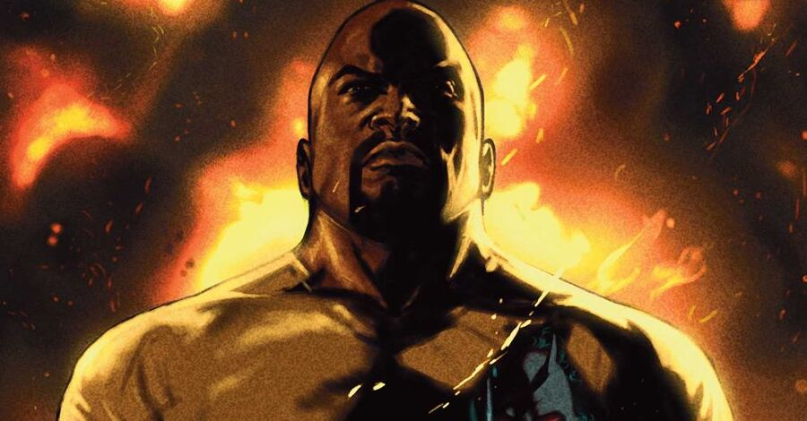 Ho Che Anderson to write 'Luke Cage: City of Fire' this fall