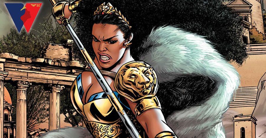 DC celebrates 80 years of Wonder Woman with 'Nubia and the Amazons' + more
