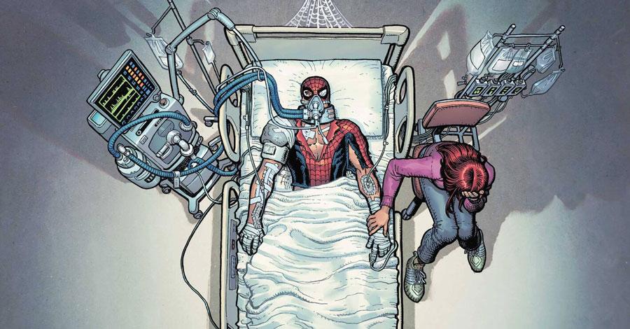 Marvel announces 'Amazing Spider-Man' art team