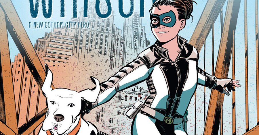 DC's 'Whistle' OGN will introduce a new hero to Gotham City