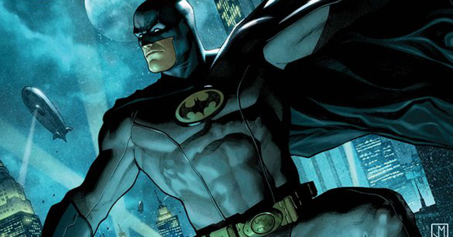 Williamson + Molina to pit Batman against the new villain Abyss in December