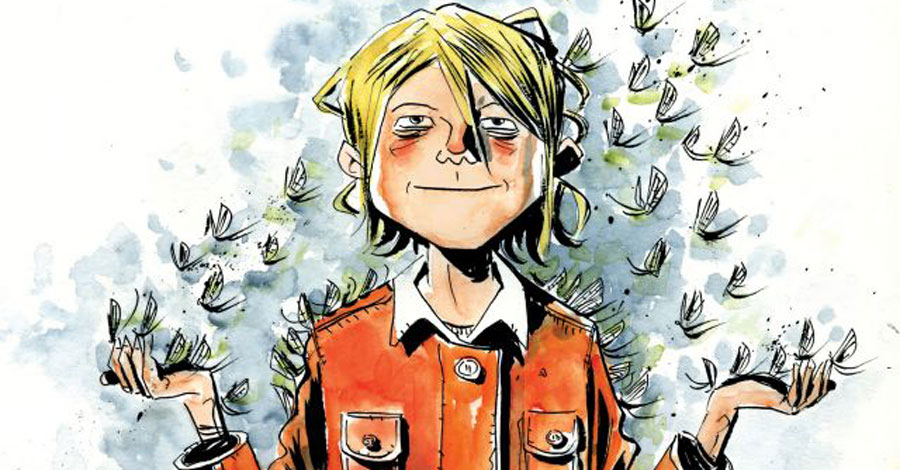 Jeff Lemire joins the Substack Revolution, will syndicate 'Fishflies' through the service