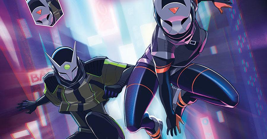 Tsuei + Lee plan to reclaim cyberpunk in 'Fox and Hare'