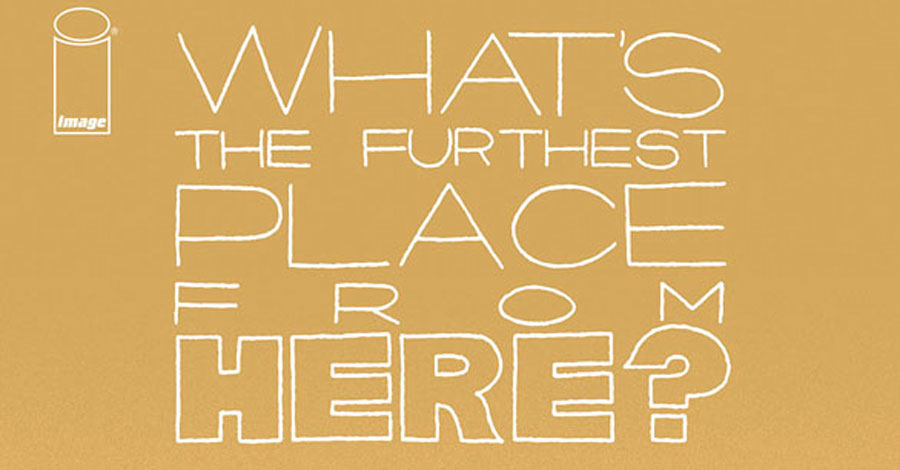 Rosenberg + Boss's 'What's the Furthest Place From Here?' coming in November