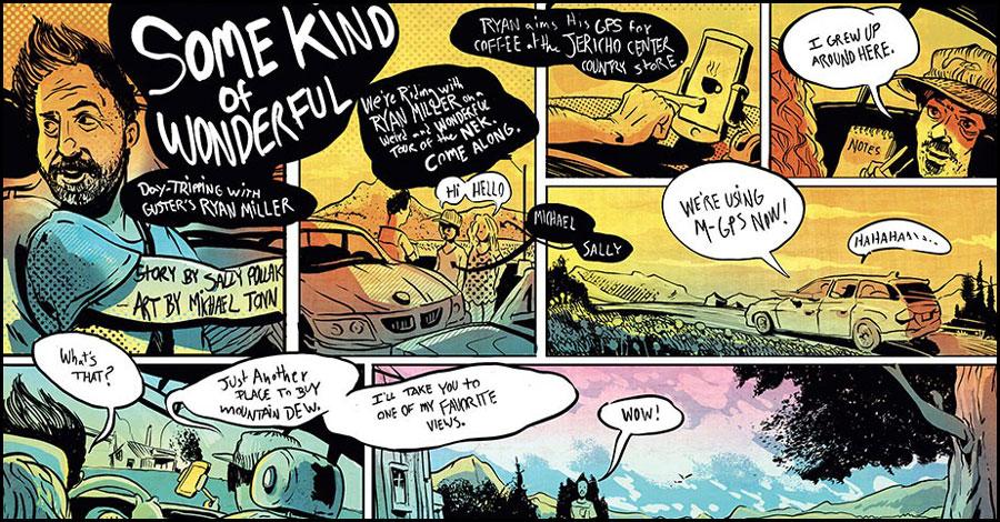 Sunday Comics | A cartoon journey around Vermont