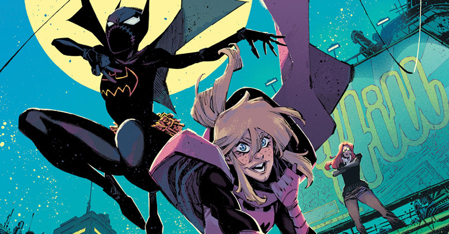 'Batgirls' launches in December from DC Comics