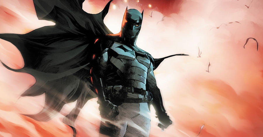 Can't Wait for Comics | Get ready for Batman Day
