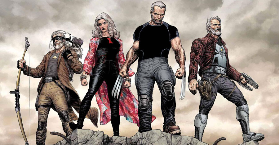 Marvel returns to the wastelands with five one-shots this December