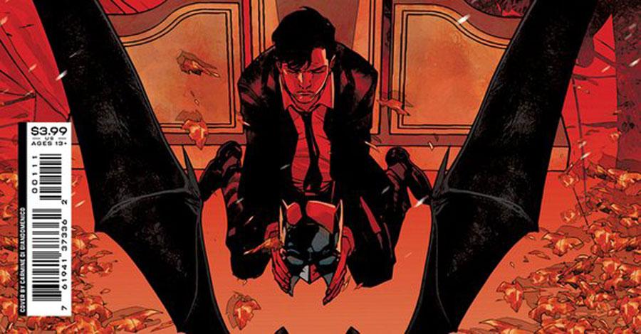'Batman: The Knight' explores how Bruce Wayne became Batman
