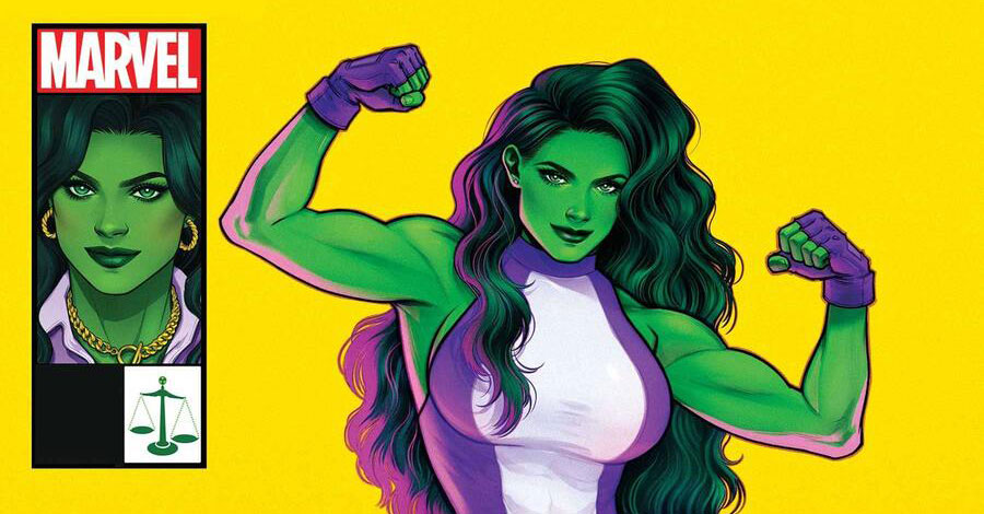 She-Hulk will put her 'rage-filled days behind her' in new series