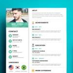 Creative Corporate Resume