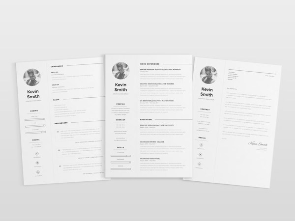 Kevin Simple Resume