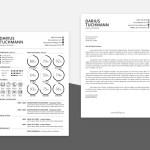 Minimal CV Template