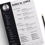 Creative Sketch Resume