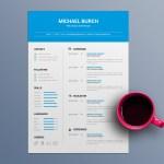 Minimal Word CV