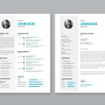 Simple Portoflio Resume