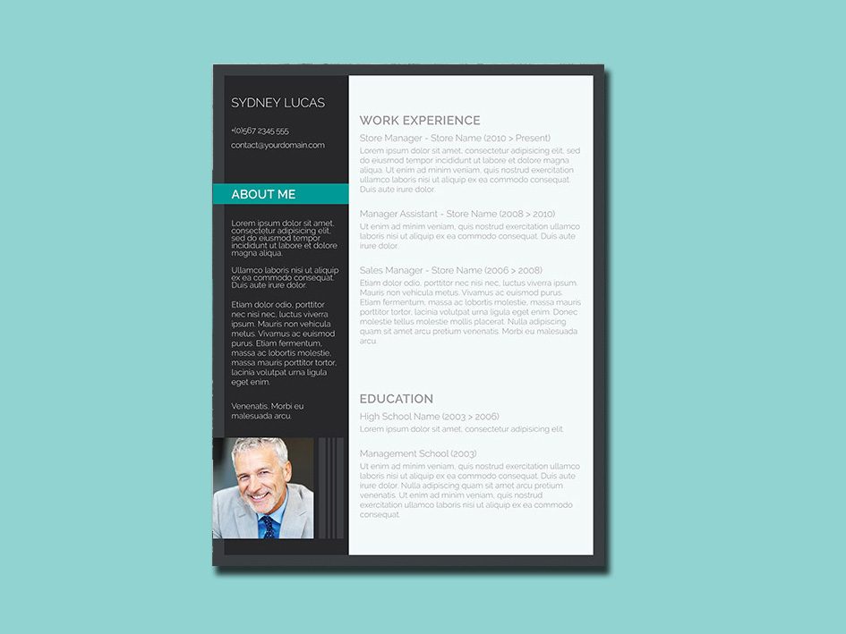 Smart Design Resume Smashresume