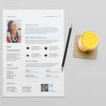 QR Code Resume