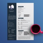 Cool Elegant Resume