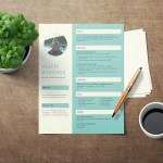 Blue Creative Resume