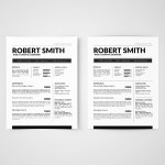Standard Resume Template