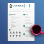 Minimal PSD CV/Resume