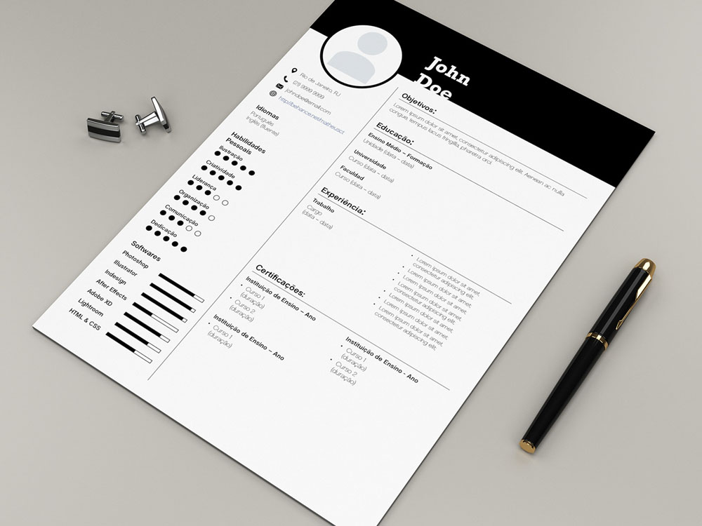 Free Counsellor Resume Template In With Professional Look